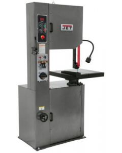 "JET 414482 20"" Vertical Bandsaw, 2HP, 230/460V, 3 Ph, 230/460V"