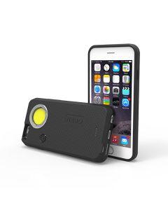 Nebo 6348 CaseBrite iPhone 6-Plus & 6s-Plus Case with 200-Lumen Light