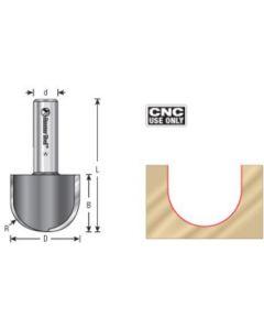 CNC Core Box Router Bits