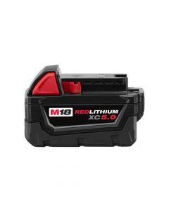 Milwaukee 48-11-1850 M18 XC 18V 5.0Ah Battery