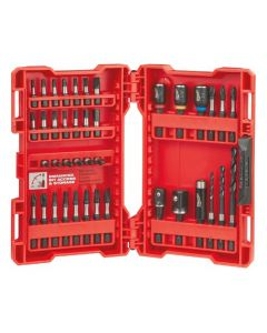 Milwaukee 48-32-4006 40-Piece Shockwave Impact Drill & Driver Set