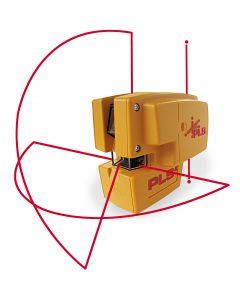 PLS 4 Tool - Horizontal, Vertical & Plumb Laser Level (PLS4)