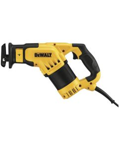 DeWalt DWE357 Compact Reciprocating Saw Kit, 10 Amp