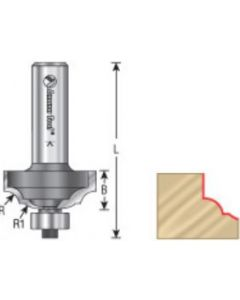 Classical Bead & Cove Router Bits