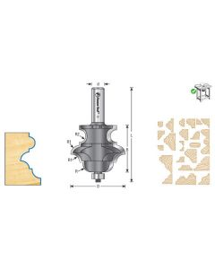 Classical Multi-Form Router Bits