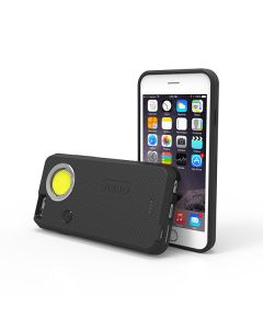 Nebo 6347 CaseBrite iPhone 6 & 6s Case with 200-Lumen Light