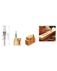 RTA Furniture Drill/Countersink