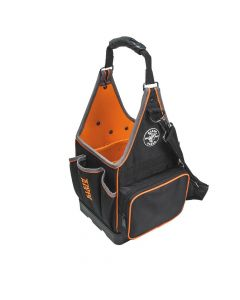 Klein TRADESMAN PRO 554158-14 Tote Tool Bag, 8.75 inch, Polyester