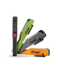 Larry2 12-Led Worklight/Laser 160 Lumens