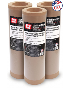 38 Inch X 100 ft Floor Protection Contractor Board Roll (IN-STORE PICKUP ONLY)