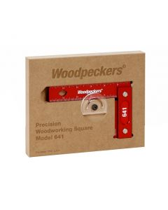 "Woodpeckers 641L 6"" Woodworking Square"