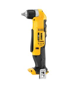 "DeWalt DCD740B 20V Max Lithium-Ion Cordless  3/8"" Right Angle Drill Driver, Bare Tool"
