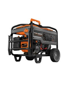 Generac 6825 XC6500E 6.5kW Portable Gas Generator with Electric Start