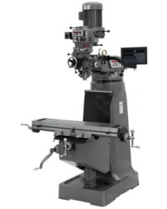 JET 691193 JTM-2 Milling Machine with Newall DP700 2-Axis DRO