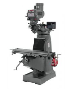 JET 691202 JTM-4VS Milling Machine with Newall DP700 3-Axis DRO (Quill)