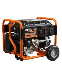 5941 6500 Watt Generac Portable Generator