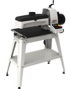 "Jet 723520K JWDS-1632 16"" Drum Sander with Stand, 1-1/2 HP"