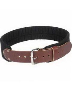 """8003 XL 3"""" Leather & Nylon Tool Belt, Extra Large"""