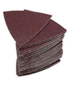 Fein 63717087014 Triangular H&L Abrasive Sheets 150 Grit, 50/Pack