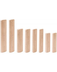 Festool 498212 Domino XL Beech Tenons, 8 x 28 x 80 mm, 190/Pack