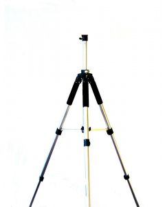 PLS-20513 Elevator Tripod with Case