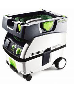 Festool CT Mini Cleantec 2.6 Gallon HEPA Dust Extractor / Vacuum with T-Loc Intergration