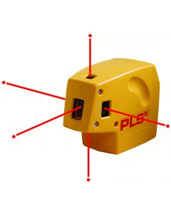 PLS5 Self-Leveling Point-to-Point Laser Level