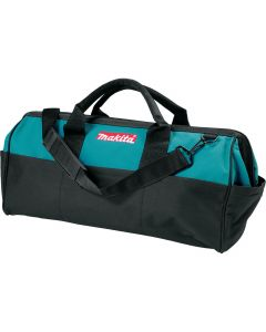 "Makita 831303-9 21"" Contractor Soft Sided Zipper Tool Bag"