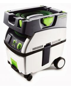 Festool CT Midi Cleantec 3.3 Gallon HEPA Dust Extractor / Vacuum with T-Loc Integration