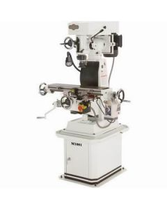 "M1001 6"" x 26"" Vertical Milling Machine, 1-1/2 HP"
