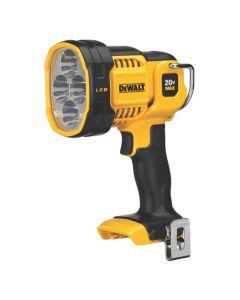 DeWalt DCL043 20V MAX LED Spotlight/Flashlight, 1000 Lumens, Bare Tool