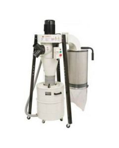 W1823 1-1/2 HP Portable Cyclone Dust Collector