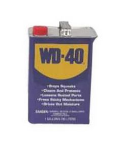 WD40 2-Way Multi-Purpose Lubricant, 1 Gallon