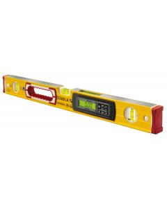 """Stabila 36548 48"""" IP65 Tech Electronic Level with Case"""