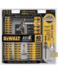 DeWalt DWA2T40IR 40-Piece Impact Ready FlexTorq Screwdiving Bit Set