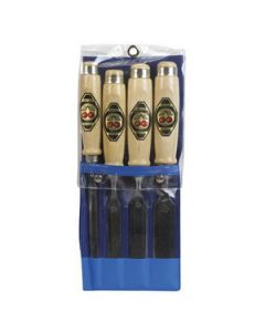 500-1564 Set of Four Chisels, 10mm - 26mm