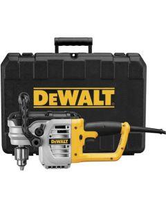 "DeWalt DWD460K 1/2"" VSR Stud & Joist Drill Kit with Clutch and Bind-Up Control, 11 Amp"