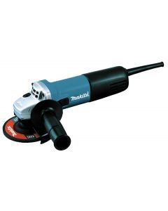 "9557NB 4-1/2"" Angle Grinder with Lock-On Slide Switch, 7.5 Amp"
