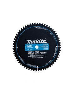 "Makita A-94764 10"" 60T ATAF Ultra Coated Premium Smooth Crosscutting Circular Saw Blade"