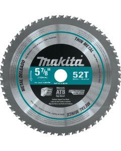 "Makita A-96104 5-7/8"" 52T Thin Metal Circular Saw Blade"