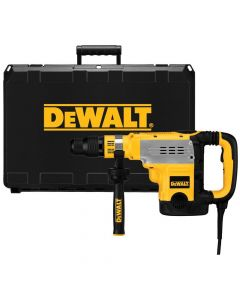 "DeWalt D25723K 1-7/8"" SDS-Max Rotary Hammer Drill with 2-Stage Clutch/E-Clutch"