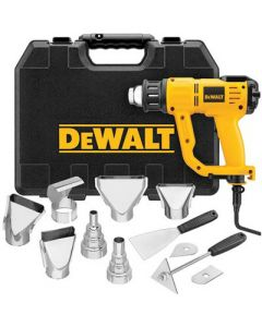 DeWalt D26960K Heavy Duty Heat Gun Kit