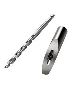 DB210-MBB Micro Step Drill Bit & Bushing