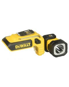 DeWalt DCL044 20V MAX* Cordless Rechargeable Hand Held Worklight, 160 lumens