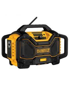 DeWalt FlexVolt DCR025 Corded/Cordless Bluetooth Radio Charger