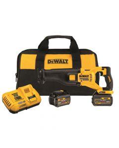 DeWalt DCS388T2 FlexVolt 60V Brushless Reciprocating Saw Kit