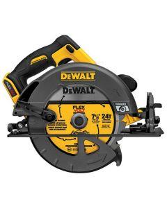 "DeWalt DCS575B FlexVolt 60V Brushless 7-1/4"" Circular Saw, Bare Tool"
