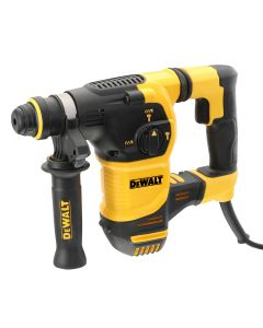 "DeWalt D25333K 1"" SDS Rotary Hammer, L-Shape, with SHOCKS"