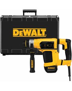 "DeWalt D25413K 1-1/8"" SDS Combo Rotary Hammer, with SHOCKS"