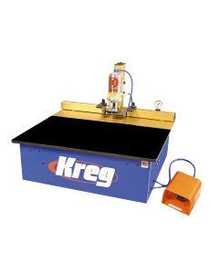 DK1100TP 1-Spndl Air Pocket Hole Machine